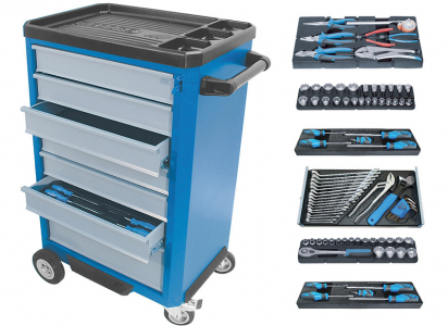 Tool Trolley Assortments