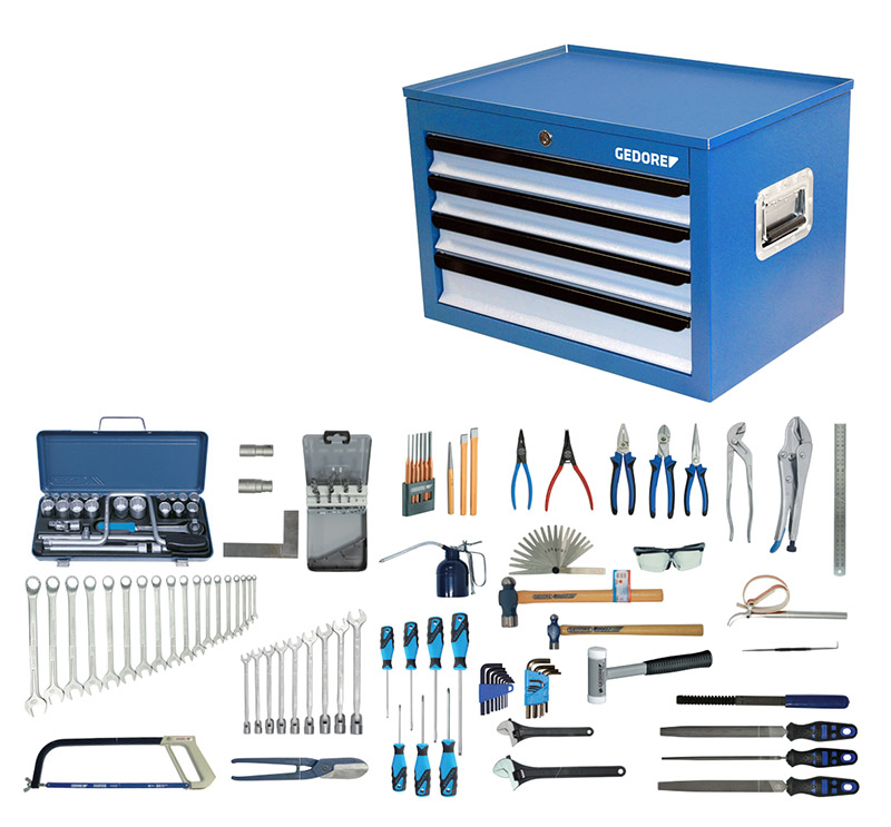 1410 Tool Chest / Assortment